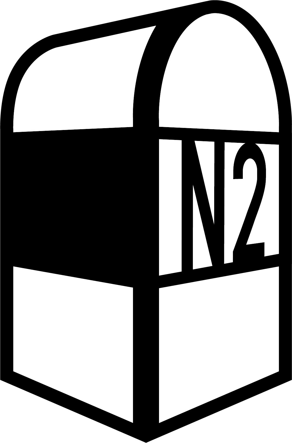 Estrada Nacional 2 Logotipo